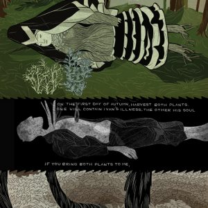 Tin Can Forest's Baba Yaga and the Wolf Page 24