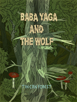 Baba Yaga and The Wolf Cover